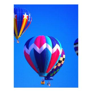 Hot Air Balloons Flyer