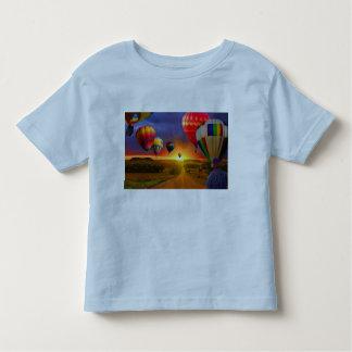 Hot Air Balloons Toddler T-Shirt