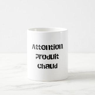 Hot Attentionproduit Coffee Mug