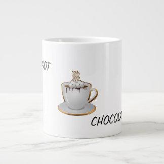 Hot Chocolate Specialty Mugs Extra Large Mugs