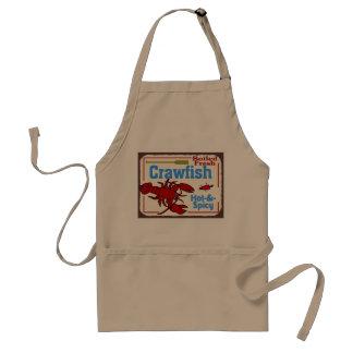 Hot Crawfish Standard Apron