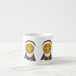 Hot Cross Bun Nun Expresso Cup