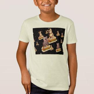 hot dog cat invasion T-Shirt