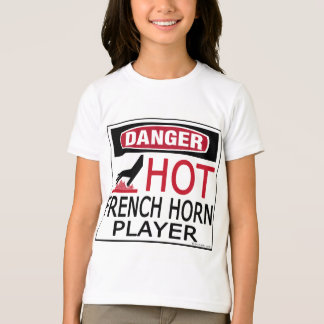 Hot French Horn Player T-Shirt