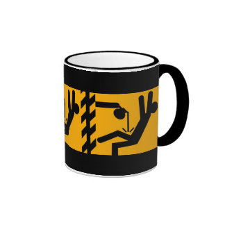 Hot!, Hot!, Hot! Ringer Mug