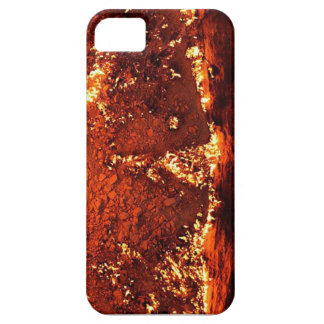 Hot magma design iPhone 5 case