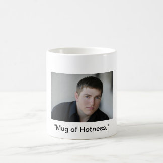 Hot Muggin' Basic White Mug