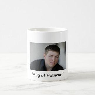 Hot Muggin' Basic White Mug