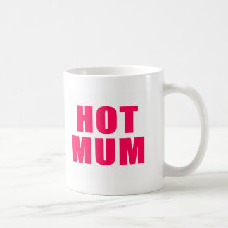 Hot Mum Coffee Mug