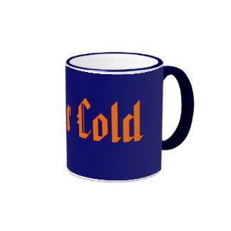Hot or Cold Ringer Mug