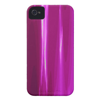 Hot Pink simple Design iPhone 4 Cases