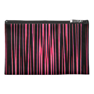 HOT PINK TILE (an abstract art design) ~ Travel Accessories Bags