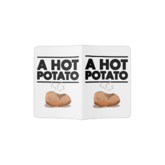 Hot Potato Passport Holder