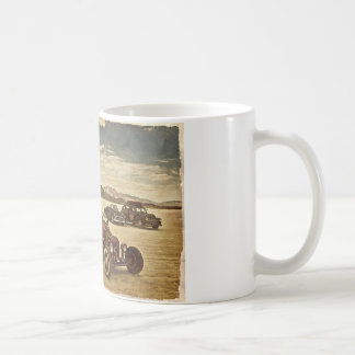 Hot Rods at Bonneville Coffee Mugs