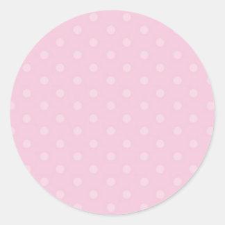 Hot Spices - Shade, Flowrals, Dots, Waves n Glaze Round Sticker