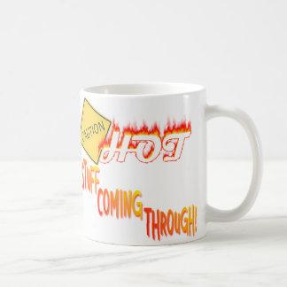 Hot Stuff Coming Through Mug