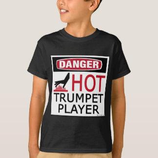 Hot Trumpet Player T-Shirt
