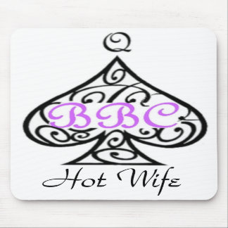 Hot Wife Mousepads