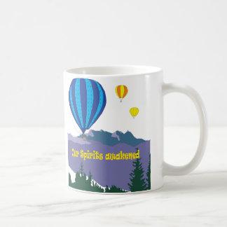 hotairballoons basic white mug