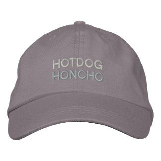 HOTDOG HONCHO 1 cap Embroidered Cap