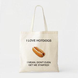 Hotdog Lover Bags