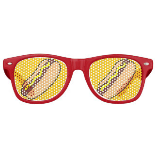 Hotdog Retro Sunglasses