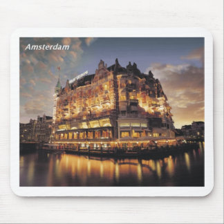 Hotel-Europe-Amsterdam-Netherlands-[kan.k] Mouse Pad