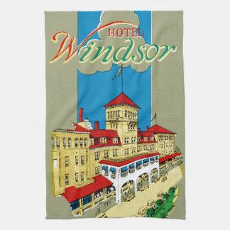 Hotel Windsor Jacksonville Tea Towel