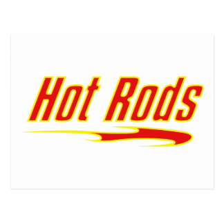 Hotrod Yellow And Red Hot rod Gifts By Gear4gearhe Postcard