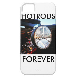 HOTRODS FOREVER PHOTO PHONE CASE. iPhone 5 COVER