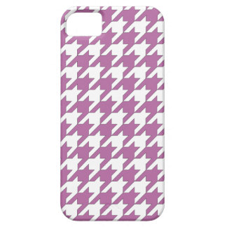 houndstooth bodacious and white barely there iPhone 5 case