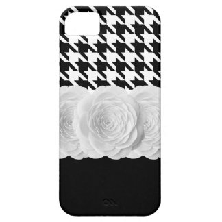 Houndstooth iPhone 5 Case