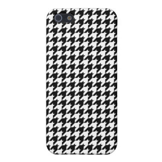 Houndstooth iPhone 5 Cover