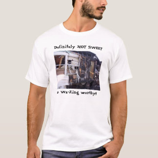 house burned down T-Shirt