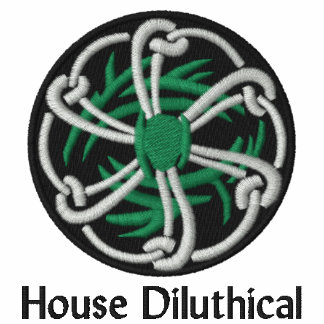 House Diluthical Embroidered Shirt 1