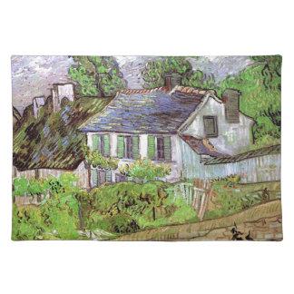 House in Auvers,Vincent van Gogh Placemat