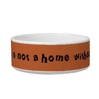 house is not a home pet water bowls
