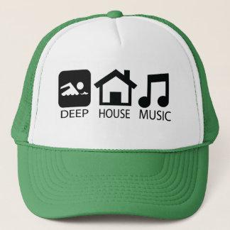 House Music Trucker Hat