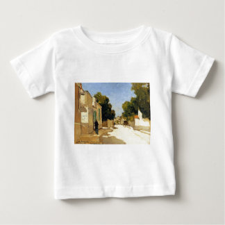 House of Millet at Barbizon by Johan Hendrik Weiss Baby T-Shirt