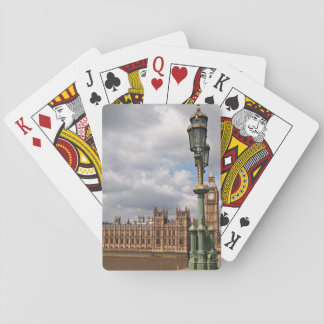 Houses of parliament and Big Ben in London cards