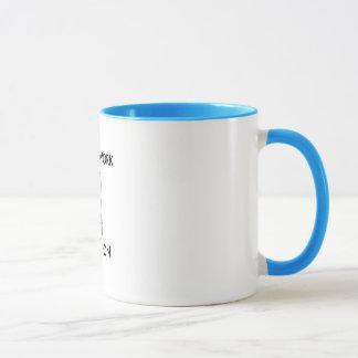 Housework coffee mug.