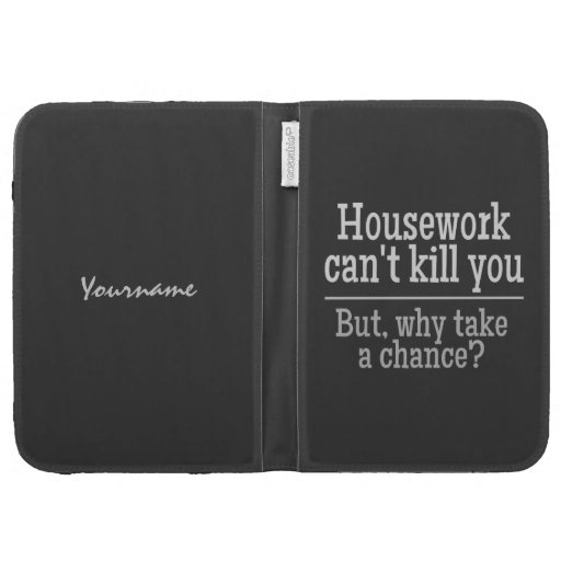 HOUSEWORK custom cases Kindle Covers