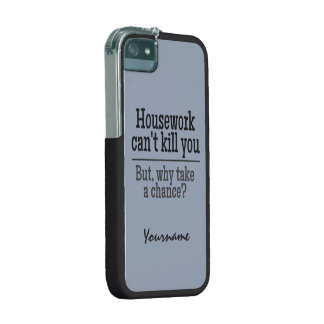 HOUSEWORK custom cases iPhone 5/5S Case
