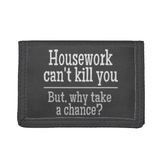 HOUSEWORK custom color wallets
