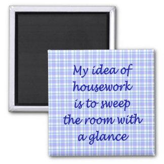 Housework Magnet