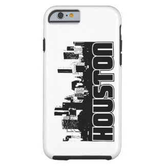 Houston Skyline Tough iPhone 6 Case