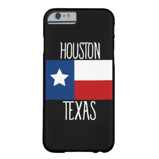 Houston Texas Barely There iPhone 6 Case