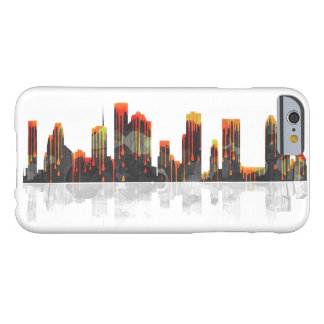 Houston Texas Skyline Barely There iPhone 6 Case