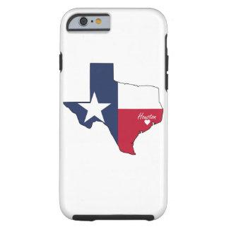Houston, Texas Tough iPhone 6 Case
