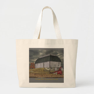 Hovey Barn Large Tote Bag